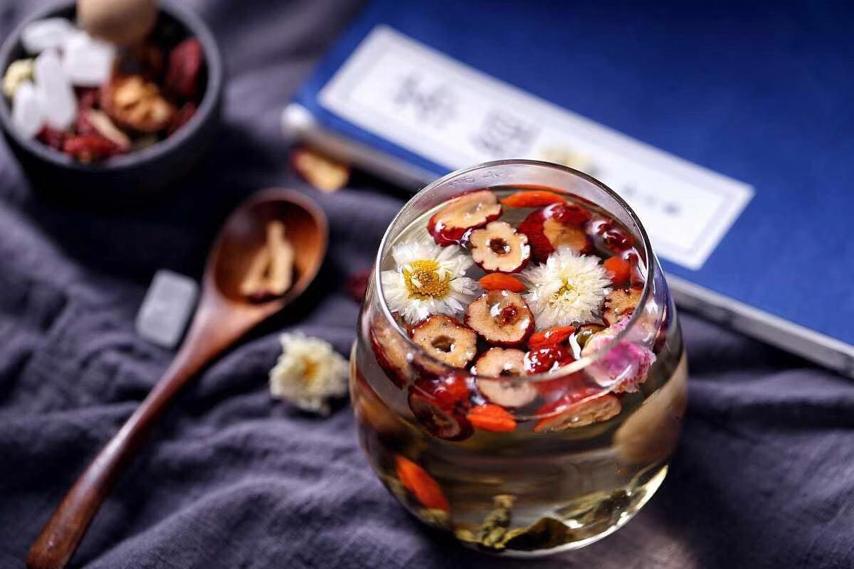 Healthy Herbal Tea 養身花茶