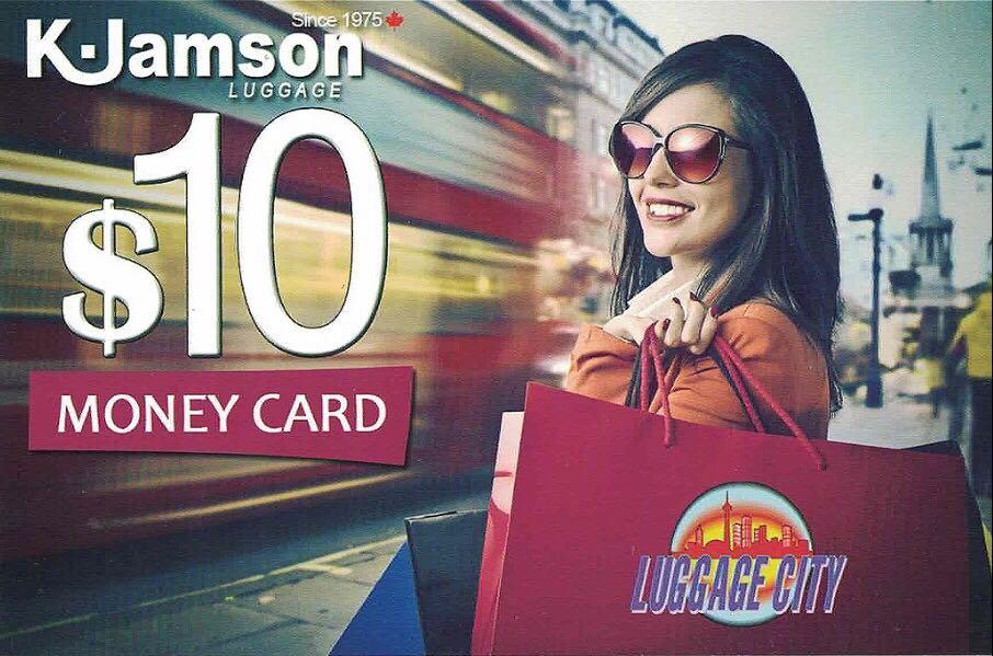 Money Card $10