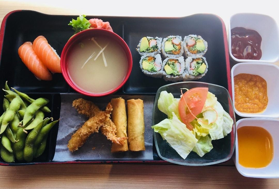 Sushi & Maki Main Course