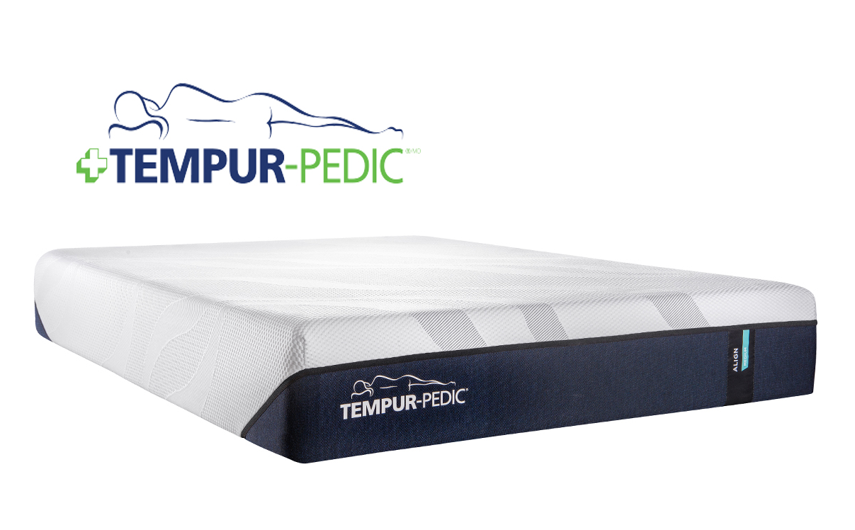 Tempur-Pedic Align Medium Mattress Queen