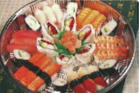 Sushi Tray (36pcs)