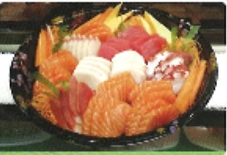 Sashimi Tray (51pcs)