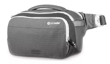 Camsafe V5 Anti-Theft Camera Cross-Body and Hip Pack