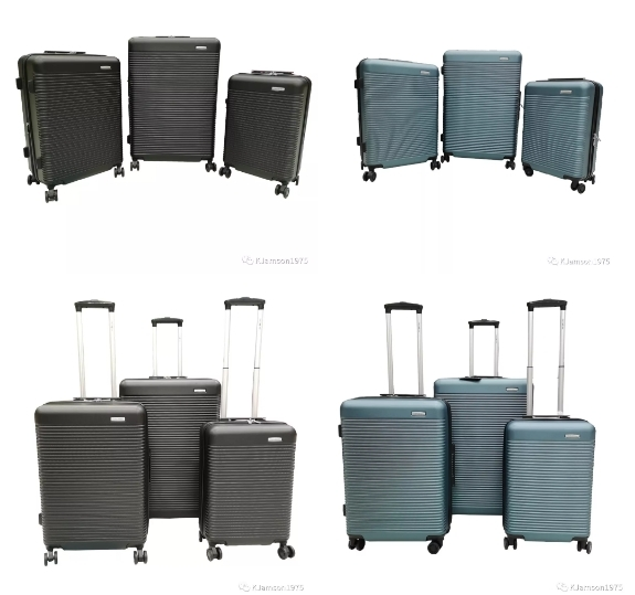 Samsonite Hamlet trolley case three-piece