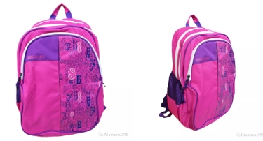 BESTLIFE BACKPACK PINK