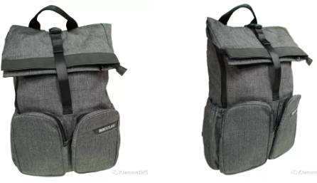 BESTLIFE BACKPACK GREY
