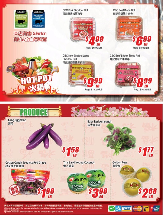 Weekly Flyer, Page 4
