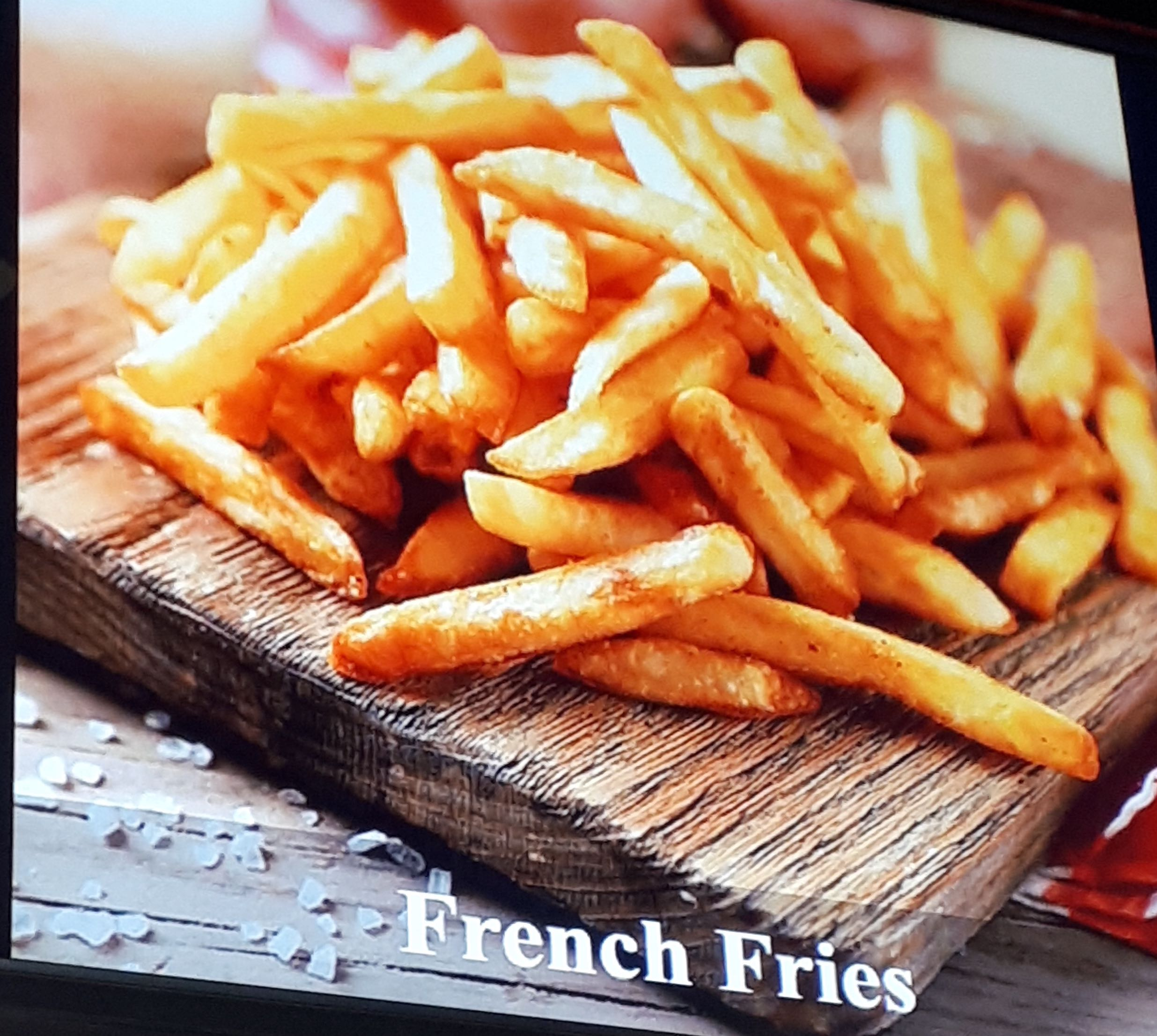 French Fries $1