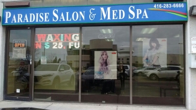 Paradise Salon & Med Spa